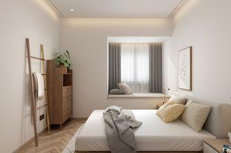 20万以上100平米三室两厅日式风格卧室图片