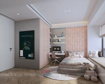 豪华型140平米四室两厅现代简约风格青少年房图
