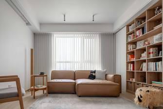 20万以上130平米三室两厅日式风格客厅欣赏图