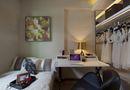 豪华型140平米北欧风格卧室欣赏图