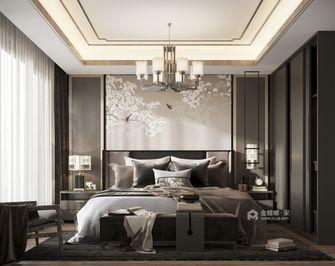 经济型140平米复式新古典风格卧室图片