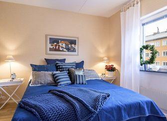 富裕型130平米三现代简约风格卧室效果图