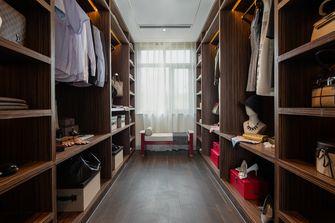 富裕型130平米三室一厅新古典风格衣帽间装修图片大全