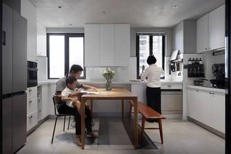 80平米混搭风格厨房装修案例