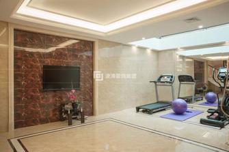 140平米别墅欧式风格健身房装修效果图