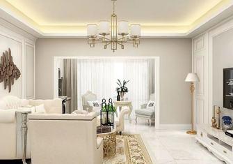 10-15万110平米三法式风格客厅装修图片大全