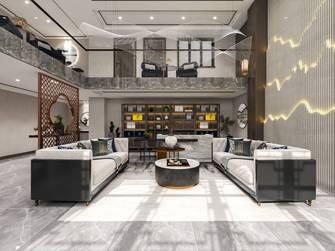 豪华型140平米别墅中式风格阁楼装修效果图