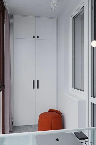 经济型30平米小户型现代简约风格阳台欣赏图