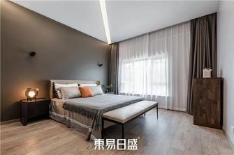 140平米复式北欧风格卧室效果图