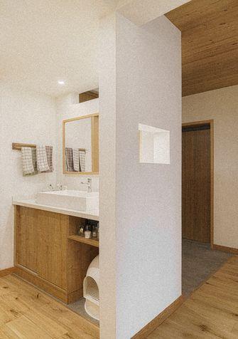 豪华型140平米复式日式风格卫生间装修图片大全