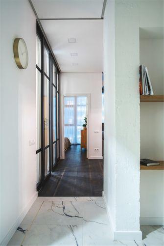 90平米北欧风格走廊图片