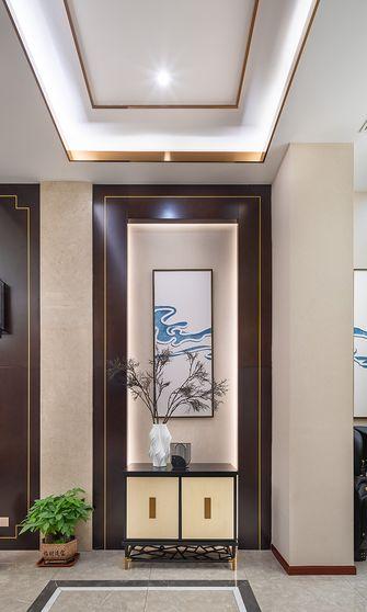 豪华型140平米四室三厅中式风格玄关设计图