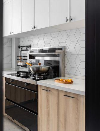 富裕型90平米混搭风格厨房图片