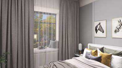 100平米欧式风格卧室装修效果图