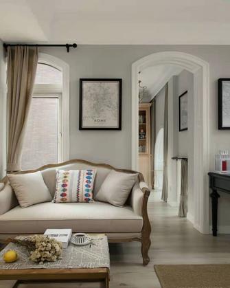 10-15万40平米小户型法式风格客厅装修案例