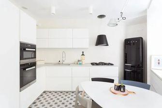 经济型80平米北欧风格厨房装修图片大全