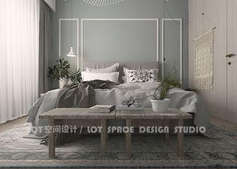 3万以下80平米法式风格卧室图片大全