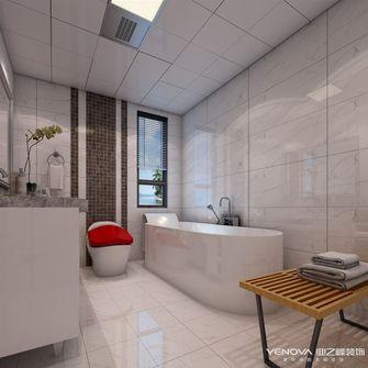 140平米四室一厅混搭风格卫生间装修效果图