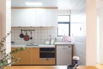 5-10万70平米公寓现代简约风格厨房装修案例