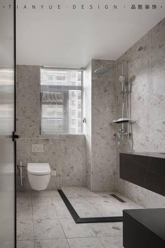 经济型110平米三室三厅现代简约风格卫生间装修效果图
