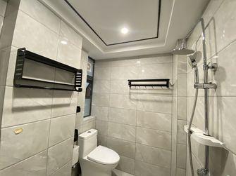 富裕型130平米三室两厅现代简约风格卫生间图片大全