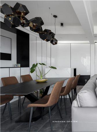 富裕型140平米三轻奢风格餐厅设计图
