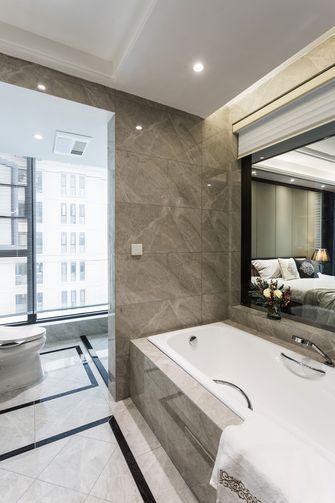 20万以上140平米四室两厅中式风格卫生间欣赏图
