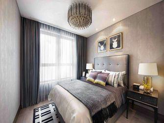15-20万120平米三室两厅中式风格卧室装修效果图