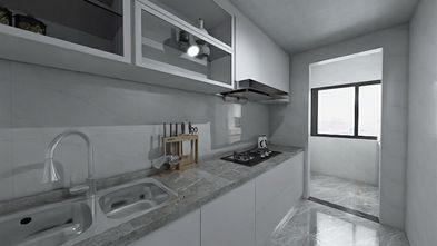 3-5万50平米小户型现代简约风格厨房装修图片大全