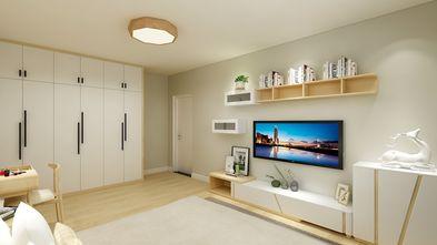 经济型80平米现代简约风格客厅设计图