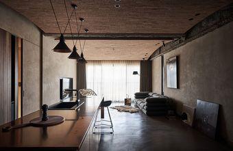豪华型140平米四室两厅工业风风格客厅欣赏图