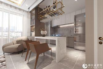 经济型30平米以下超小户型现代简约风格餐厅装修案例