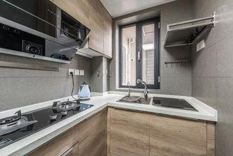 100平米三室两厅日式风格厨房欣赏图