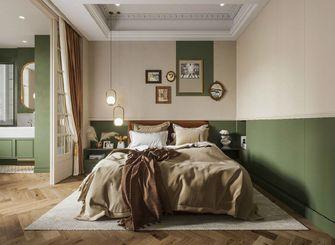 经济型70平米一室一厅法式风格卧室装修图片大全