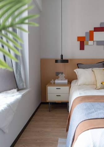 豪华型40平米小户型北欧风格卧室图片