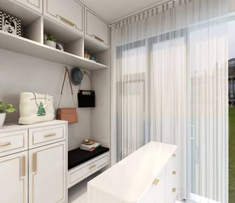 100平米现代简约风格阳光房装修效果图