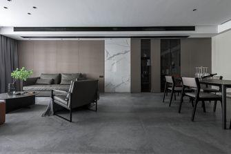 20万以上140平米四室四厅轻奢风格客厅装修图片大全