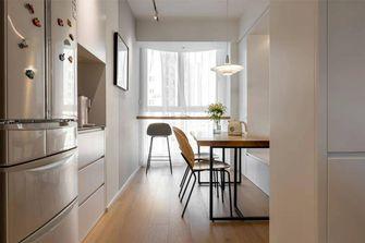 经济型90平米三室两厅现代简约风格客厅图片
