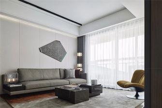 3万以下130平米四室两厅轻奢风格客厅效果图