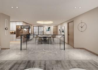 豪华型130平米复式轻奢风格客厅装修效果图