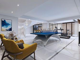 经济型140平米别墅现代简约风格健身房设计图
