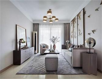 富裕型120平米三室两厅新古典风格客厅效果图