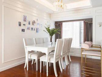 140平米复式美式风格厨房装修效果图