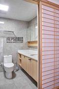 140平米复式混搭风格卫生间装修图片大全
