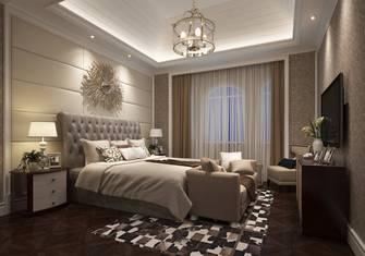 豪华型140平米别墅新古典风格卧室图片