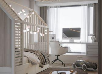 富裕型140平米三室两厅法式风格青少年房设计图