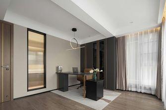 豪华型140平米复式混搭风格书房设计图