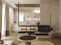 豪华型130平米三室两厅地中海风格厨房装修图片大全