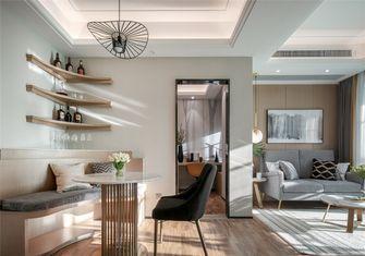 5-10万40平米小户型混搭风格客厅装修效果图