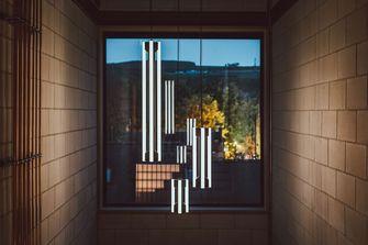 经济型140平米别墅工业风风格客厅效果图